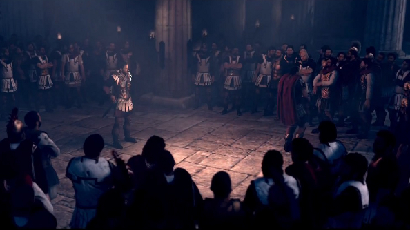 Total War: Rome II - Hannibal at the Gates trailer