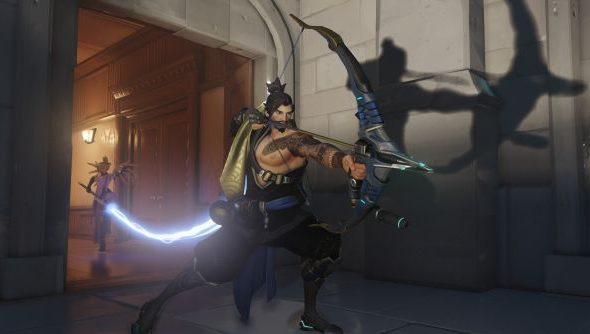 Blizzard BlizzCon 2014 Overwatch Hanzo