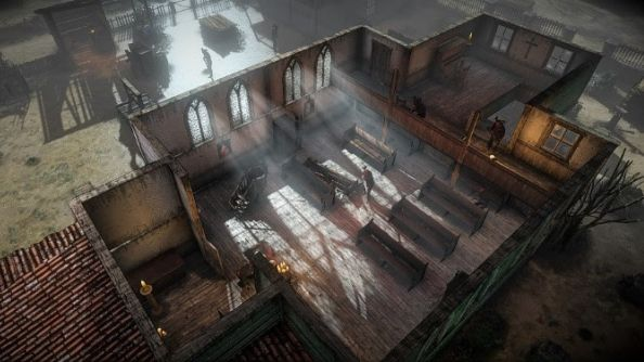 Hard West out now on Steam, cowboys and cannibals meet for supernatural shooting