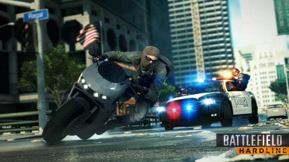 Good cop: Battlefield Hardline beta sign up page live