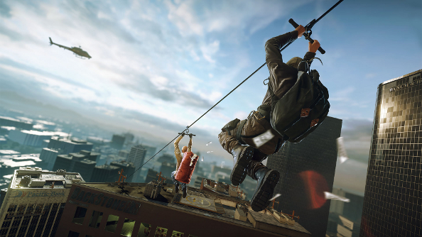 Ziplines for all: Get instant access to the Battlefield Hardline beta right now