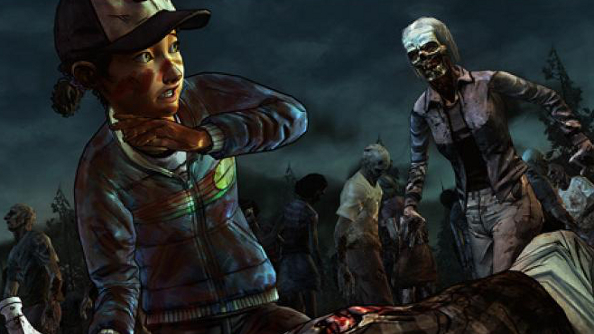 The Walking Dead Season 2: In Harm's Way looks as cheery as you'd expect
