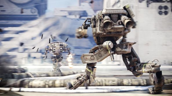 Hawken released on Steam ahead of full launch