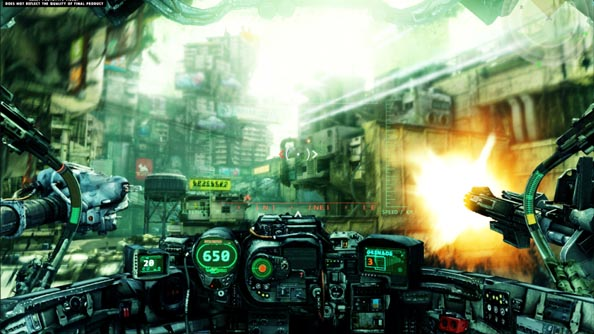 Hawken to launch with Oculus Rift support; first free-to-play title for the VR headset