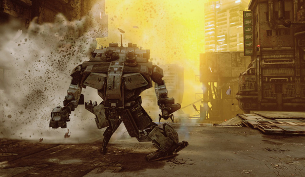 Adhesive Games are meching a new series of Hawken tactics videos; this is the first