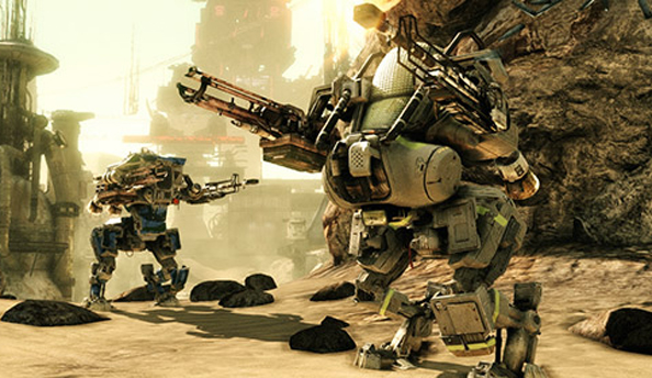 No fear: Hawken's Reaper mech goes live