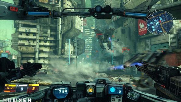 "Hawken to receive major revamp as it approaches ""version 1.0"""