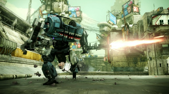 Hawken's shutdown is a real blow to mech fans