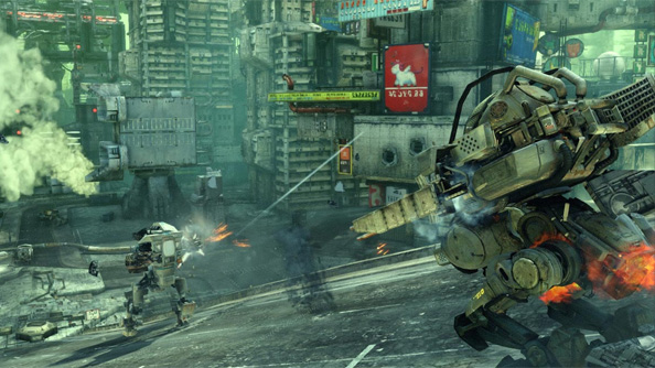 Hawken second open beta announced, pre-order bundles detailed