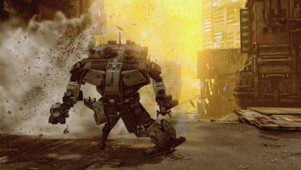 Adhesive Games are meching a new series of Hawken tactics videos