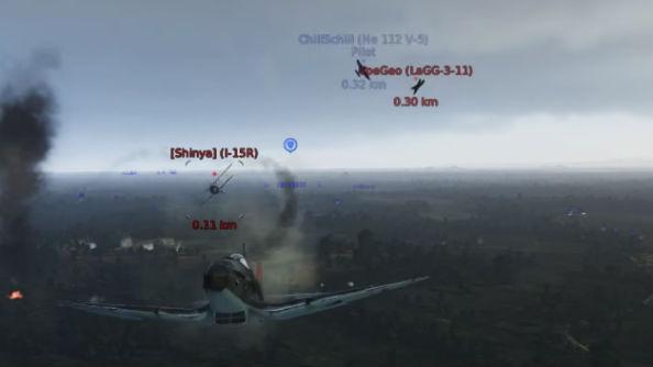 War Thunder He 112