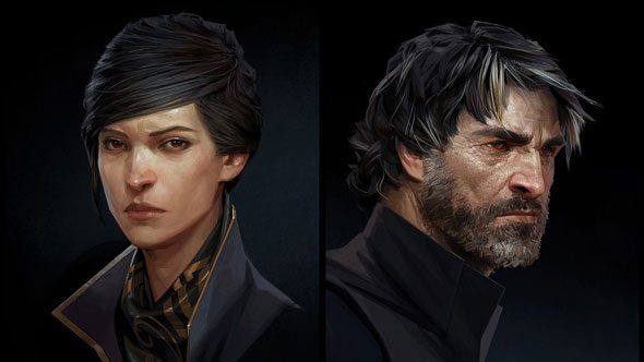 Dishonored 2 which character?