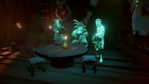 Sea of Thieves pirate hideout