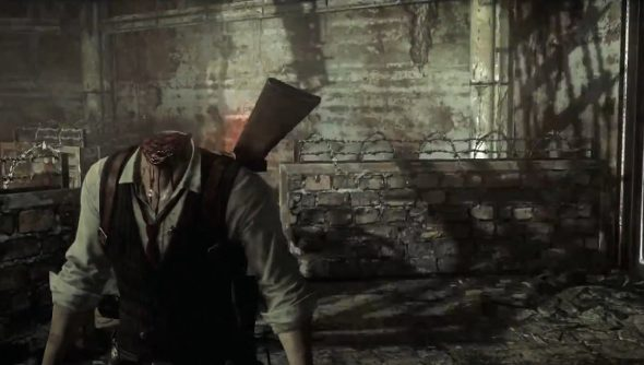 The Evil Within God Mode