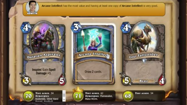 "Hearthstone Arena overlay: Blizzard say ""we can't condone or approve of their use"""