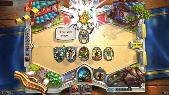 Hearthmind is Twitch Plays Pokemon for the Blizzard CCG