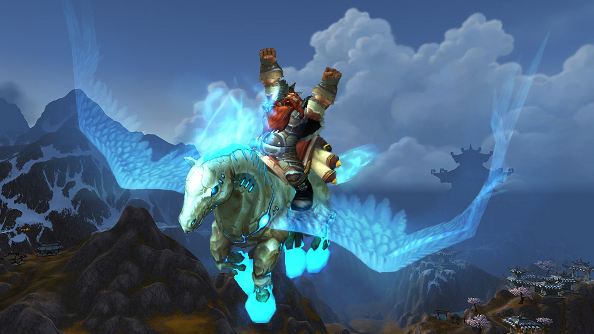 Get a World of Warcraft mount in Hearthstone