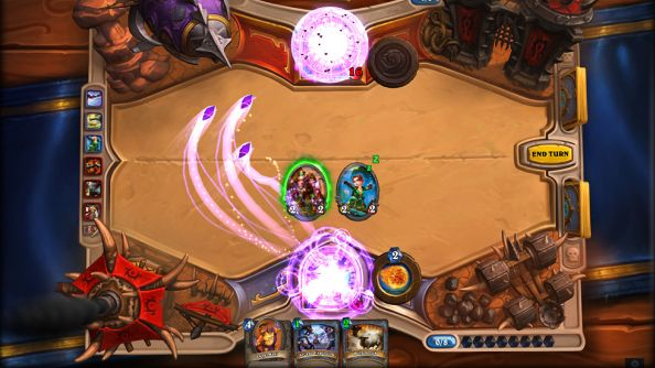 "Hearthstone beta first impressions: ""I fear this game will destroy the planet."""
