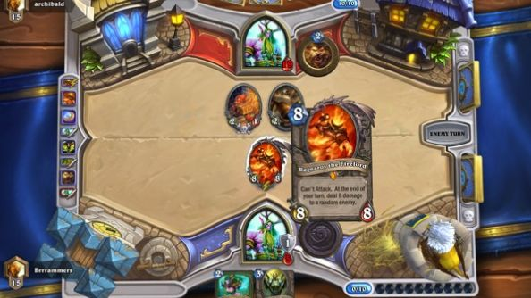 "Hearthstone beta ""validated"" free-to-play for Blizzard"