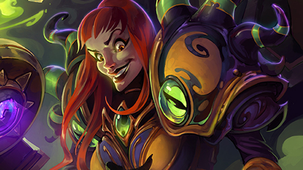 "Curse of Naxxramas campaign brings Hearthstone its ""strongest week ever"""