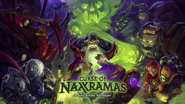 "Hearthstone's single player adventure Curse of Naxxramas coming ""this summer"""