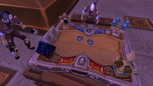 """Hearthstone spectator mode is in """"active development"""" and """"coming along"""""""