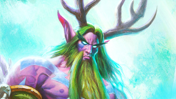 Hearthstone Druid
