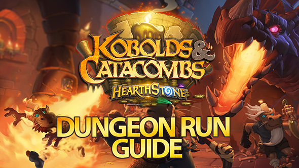 Hearthstone Dungeon Run guide – bosses and cards for Hearthstone's