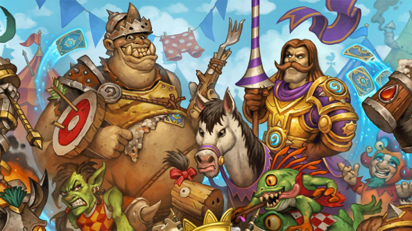 Hearthstone Grand Tournament datamined