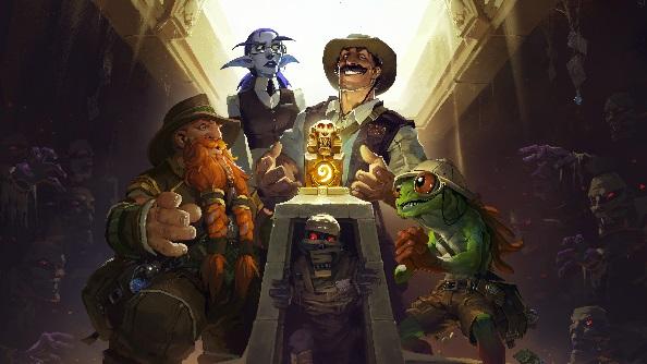 Hearthstone League of Explorers finale