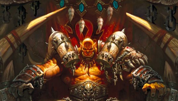 In Hearthstone, Garrosh rules over all only about 50% of the time. Balance is a bitch.