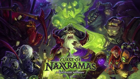 Curse of Naxxramas will be the first single player campaign in Hearthstone. Apart from the tutorial, which does not count.