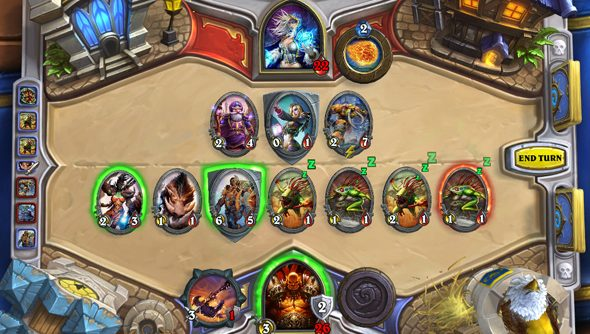 Hearthstone: serious business in Sweden right now.
