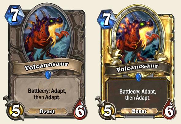 The volcanosaurs