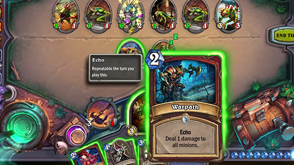 hearthstone witchwood cards