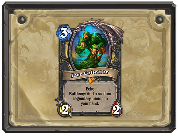 hearthstone witchwood face collector
