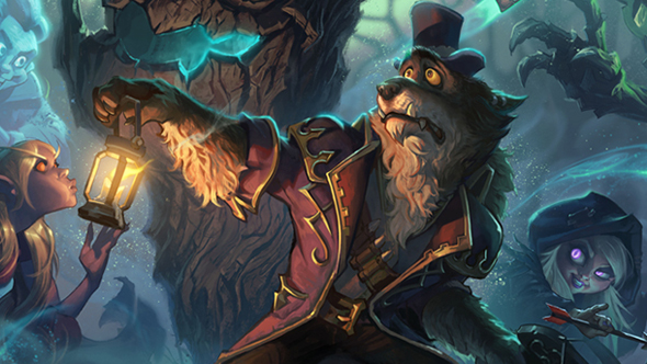 hearthstone witchwood release date