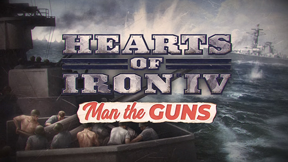 hearts of iron 4 man the guns dlc
