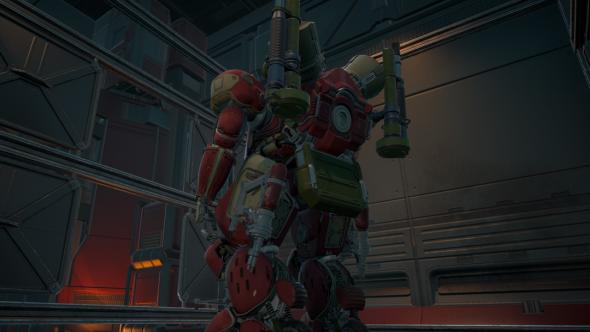 Heavy Gear Assault Gears