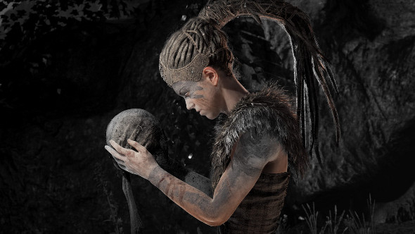 """I would work on Hellblade for the rest of my life,"" says Senua's award-winning actress"