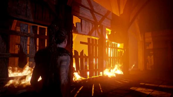 Hellblade delayed