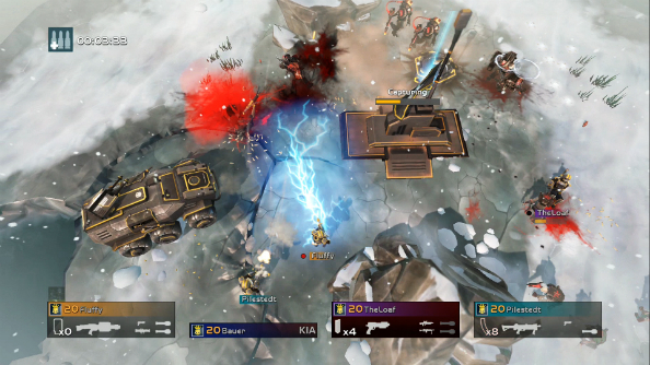 Helldivers heads to Steam, is confusingly published by PlayStation