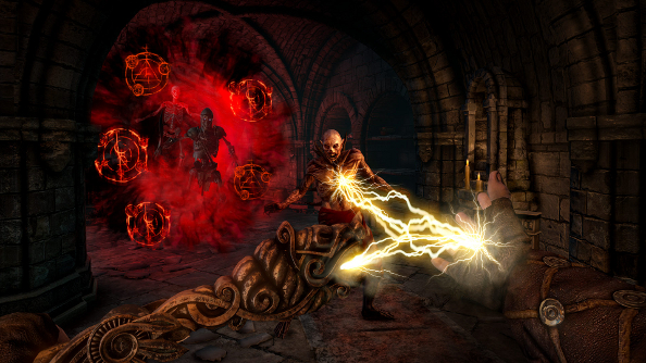Techland's Hellraid has been given a glossy new coat of blood