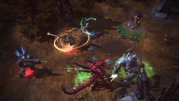 "Blizzard tell investors Heroes of the Storm is ""more welcoming"" than its peers, ""already fun"""