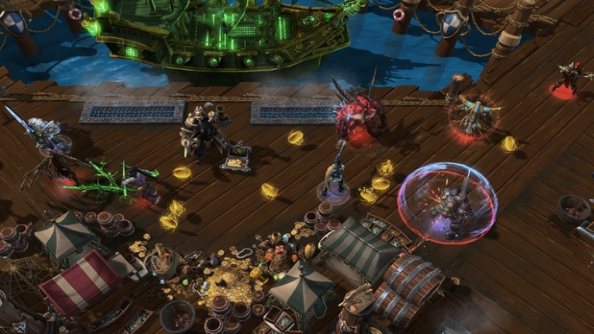 Why Heroes of the Storm isn't a MOBA but a 'hero brawler'
