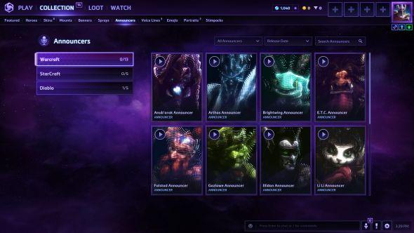 Heroes 2.0 cosmetics