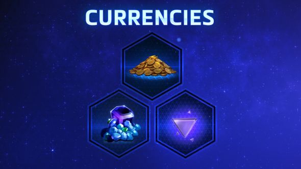 Heroes 2.0 currencies