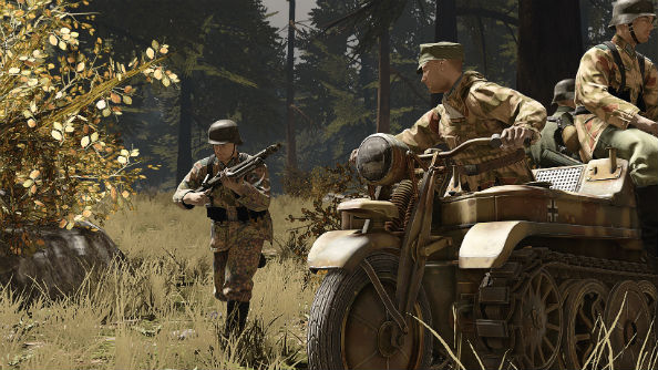 heroes and generals kettenkrad