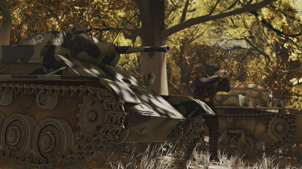 heroes and generals tanks