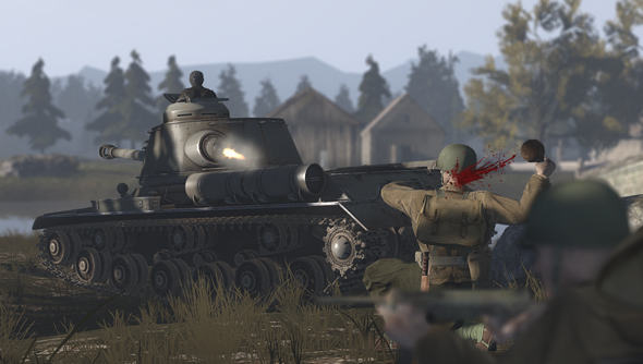 From Russia with love: Heroes & Generals update adds Soviet faction